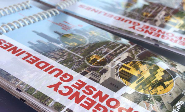 Emergency Response Guidelines Pocket Guides