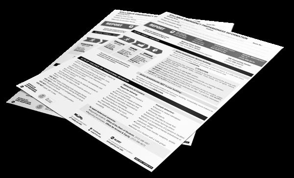 Syllabus Preparedness Classroom Information