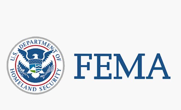 Department of Homeland Security (FEMA) Logo